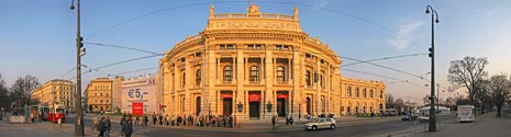 Burgtheater - Click to enlarge